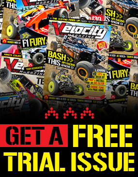 Free Trial of Velocity RC Cars Magazine