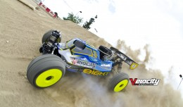 Losi 8IGHT Gas Buggy