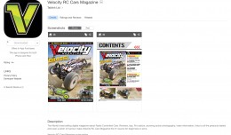 Velocity RC Cars itunes app